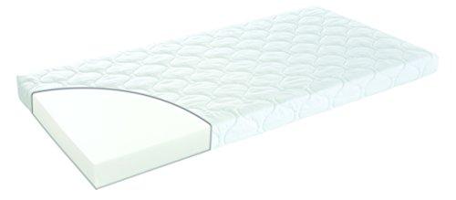 Träumeland t010602Baby colchón Easy, 70x 140cm, color blanco