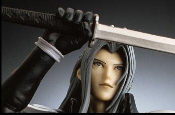 Final Fantasy VII: Sephiroth (PVC Figure) by Kotobukiya Co., Ltd.