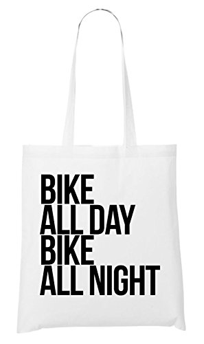 Bike All Day Sac Blanc