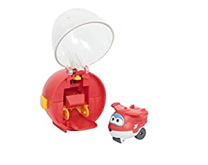 SUPER WINGS Giochi Preziosi Turbo Eggs personaggio Jett
