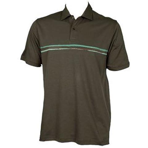Ashworth para hombre Golf para hombre verde Small