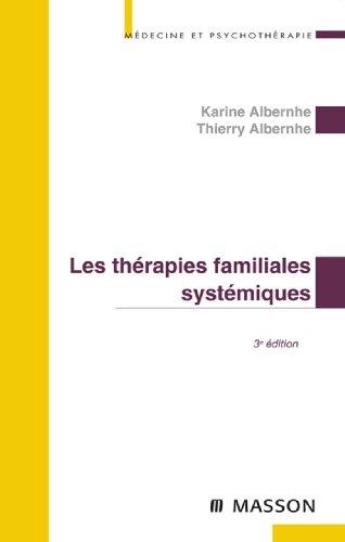 Les thrapies familiales systmiques