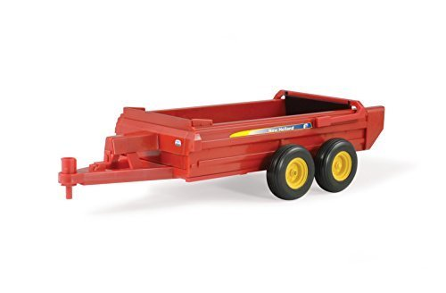 Ertl Big Farm 1:16 New Holland Manure Spreader by ERTL - Farm Manure Spreader