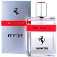 Eau de Toilette for men FERRARI RED POWER 125 ML