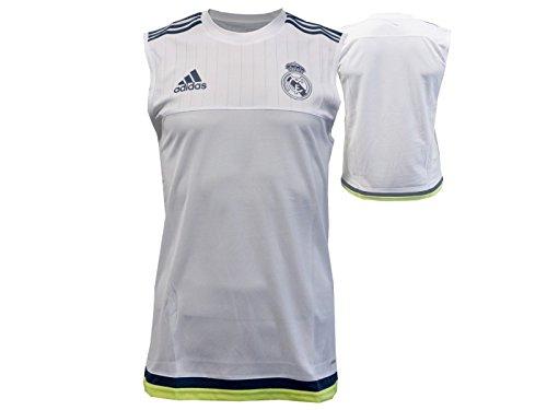 adidas Débardeur REAL MADRID T-shirt d'entraînement pour homme