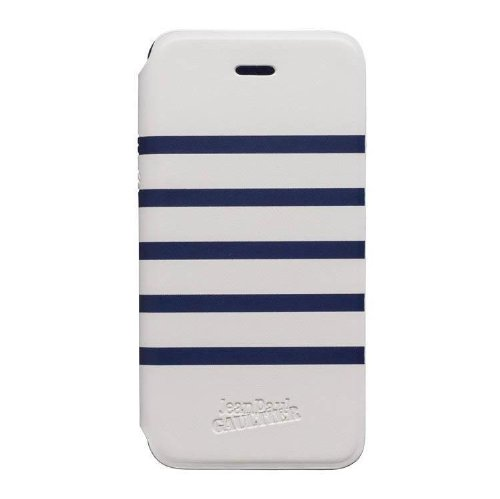 jean-paul-gaultier-bookstyle-etui-flip-pour-iphone-5-5s-sailor-blanc-bleu