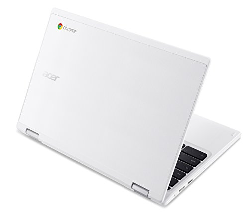 Acer Chromebook R 11 CB5-132T-C4LB 29,5 cm (11,6 Zoll HD IPS 360°) Convertible Notebook (Intel Celeron N3160, 4GB RAM, 32GB eMMC, Intel HD Graphics, Google Chrome OS) weiß - 6