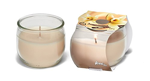 Prices Candles Parfum de vanille Bougie en pot