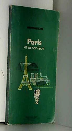 Paris Et Sa Banilieue/Green/Pbn 351