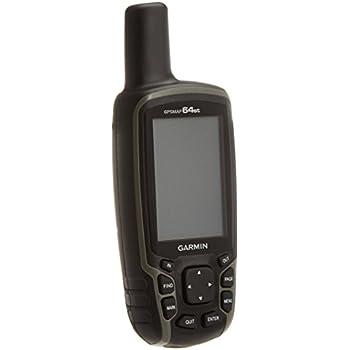 """Garmin GPSMAP 64st - Navegador GPS de 2.6"""" (mapas de Europa, 3D, 160 x 240), color negro"""