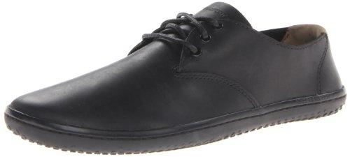 Vivobarefoot Ra M's Herren Sneaker, Schwarz (Black Leather), 44 EU (UK 10)