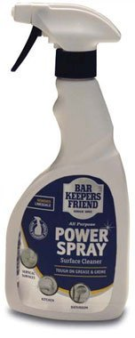 Bar Keepers Friend Power Spray 500 ml (Powder Keepers Friend Bar)