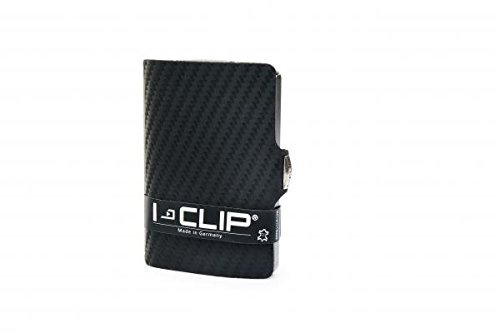 I-Clip Carbon - Black