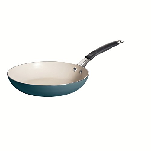 Tramontina 80151/057DS Style Simple Cooking Fry Pan, 10-Inch, Teal by Tramontina