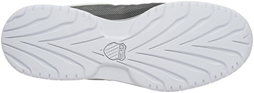 K-Swiss Herren Rinzler Trainer Low-Top Weiß (white/gray)