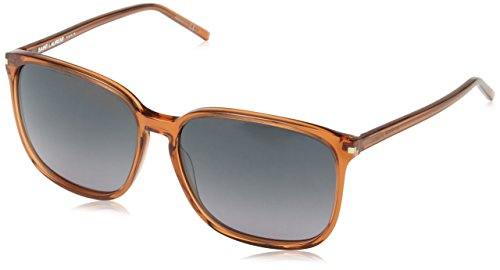 yves-saint-laurent-sl-37-6j6-lunettes-de-soleil-femme-gris-brown-taille-unique-taille-fabricant-one-