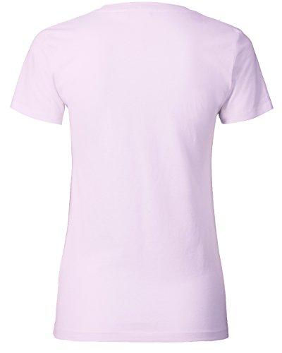 Jayess Ich Bin eine Camper Oma - wie eine Normale Oma aber Viel Cooler - Camping Hobby - Women T-Shirt Rosa