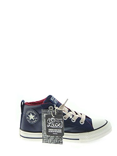 CONVERSE 650653C SC JR ALL STAR STREET BLU, Blue