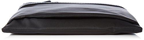 HUGO Digital L_S zip env 10189964 01 50311995 Herren Schultertaschen 26x28x1 cm (B x H x T) Schwarz (Black 001)