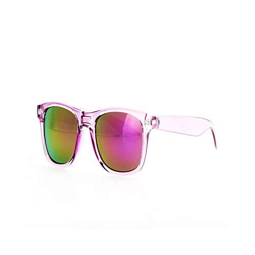 Sport-Sonnenbrillen, Vintage Sonnenbrillen, Men's Sunglasses Unisex Style Sun Glasses 80S Retro Brand Designer High Quality With Farbeful Temple UV400 DT0017 NO11