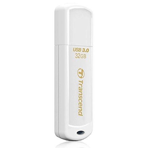 Transcend JetFlash 730 32GB USB-Stick USB 3.0 weiss