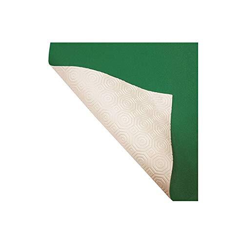 acquaverde Copritavolo mollettone tavolo tovaglia protezione, giochi, antigraffio 140 x240