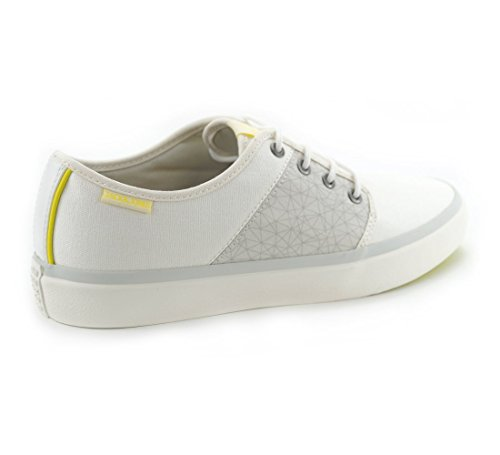 Jack & Jones - JJ Turbo Canvas Print - Sneaker - div. Farben Marshmallow (Weiß)
