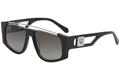 MCM MCM670S MCM/670/S 001 Damen-Sonnenbrille, 55 mm, Schwarz