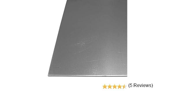 B /& T m/étal t/ôle dacier 2,0/mm d/épaisseur T/ôle Fine DC01/Fer T/ôle St 1203/Surface Blank huil/é en D/écoupe