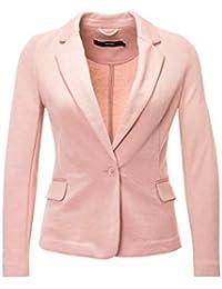 ... grau mit Muster oder schwarz (10206213) · EUR 49,99 Prime. VERO MODA  Damen Jersey Blazer Anzugjacke Businessjacke Sakko Jackett (40, Misty Rose) 308a35abc3