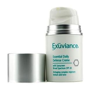 Exuviance 20046 Essential Defense Creme SPF 20, 50 g, weiß