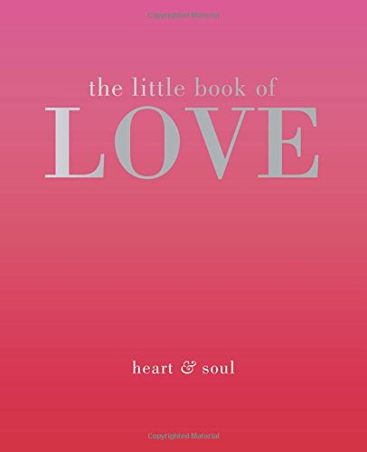 The Little Book of Love (The Little Books)