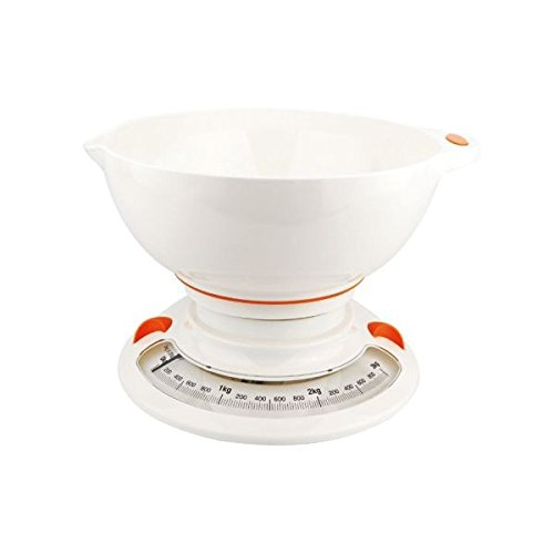 Little Balance Balance culinaire, Blanc/Orange