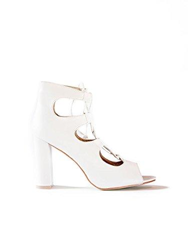 Daphne Beige, 40, Beige - Sandalo Alto - Martina Gabriele shoes