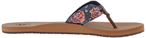 Reef Scrunch Tx, Sandali Donna Blu (Navy Rose Nos)