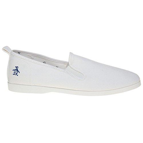Penguin Norris Herren Schuhe Weiß Weiß