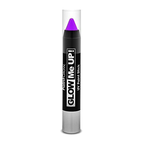 Smiffy's SM46139 - Crayon Maquillage UV 3 g Violet - Taille Unique