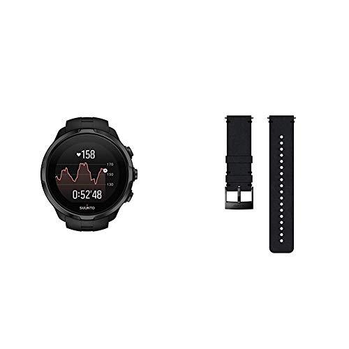 Suunto Spartan Sport Wrist HR - Reloj GPS Multideporte Negro