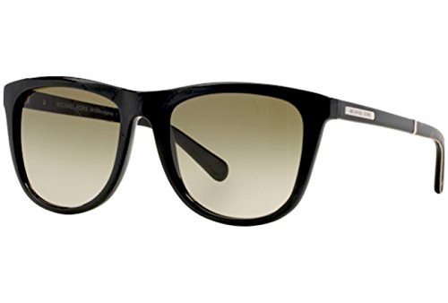 Michael Kors Damen MK6009 Algarve Sonnenbrille, Braun (Black Drak Tortoise 300913), One size (Herstellergröße: 54)