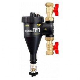 Fernox Tf1 Total Magnetic Filter 22Mm Central Heating Sludge Remover Test