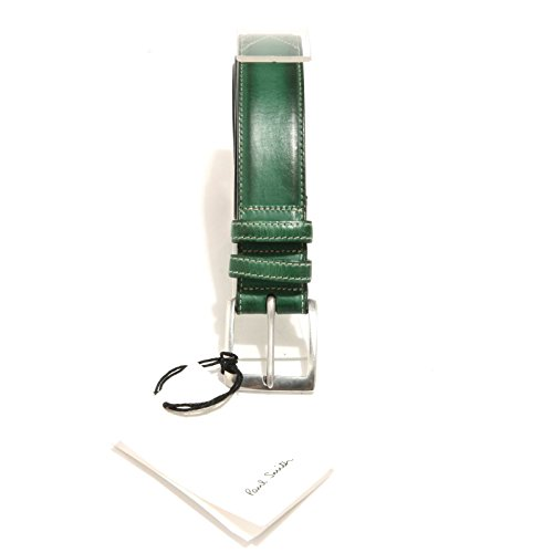 91372 cintura verde PAUL SMITH accessori uomo belts men [95 CM /36]