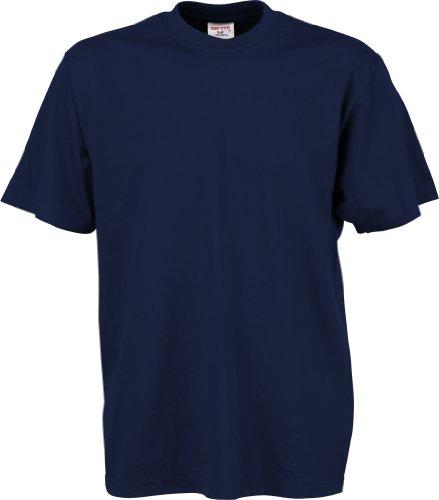 TJ8000 3er-Pack Tee Jays Sof-Tee T-Shirts (auch Übergrößen) Navy
