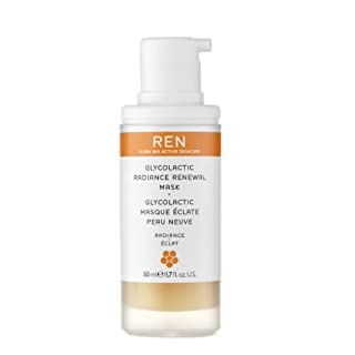 REN Glycolactic Radiance Renewal Mask - 50ml/1.7oz