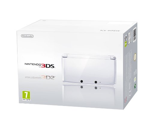 Nintendo 3DS Handheld Console (Aqua Blue) [Edizione: Regno Unito]