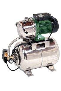 Compresor 24l con jet101inoxidable 970W.
