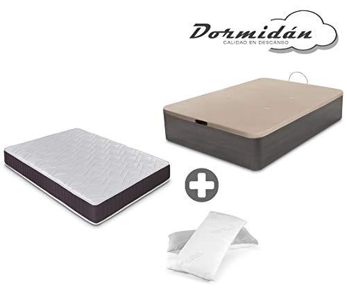 Dormidán - Pack canapé abatible Gran Capacidad +