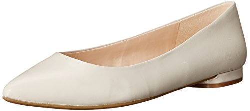 Leder Grey Onlee Light Ballerinas Nine West YwqX0xzEn
