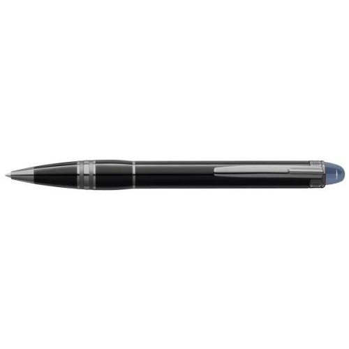Mont Blanc StarWalker Ballpoint Pen, Midnight Black (M105657)  available at amazon for Rs.31950