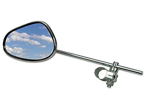 Spiegel - oval, Stabspiegel mit Befestigungsschelle* Ø22mm passend für AWO