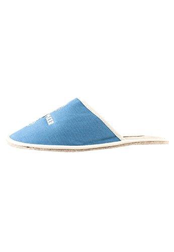 Signore Adelheid Voglio Pantofole Di Stoffa Blu (blu Ghiaccio)